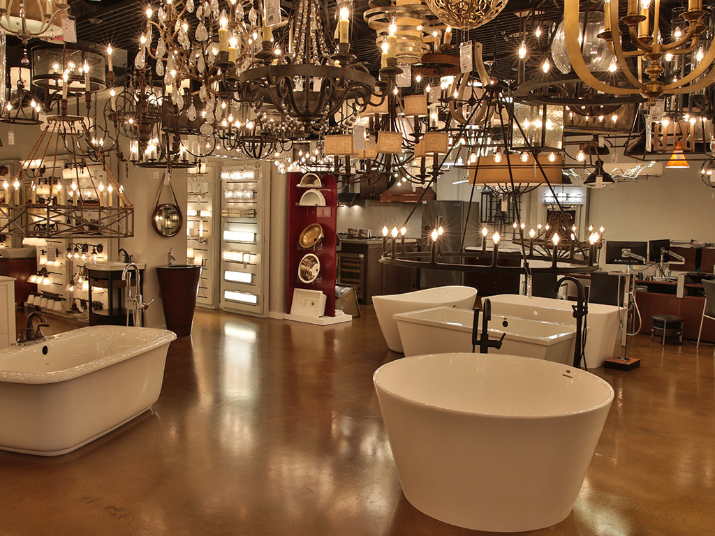 Ferguson Kitchen Bath Lighting Showroom Naples Fl